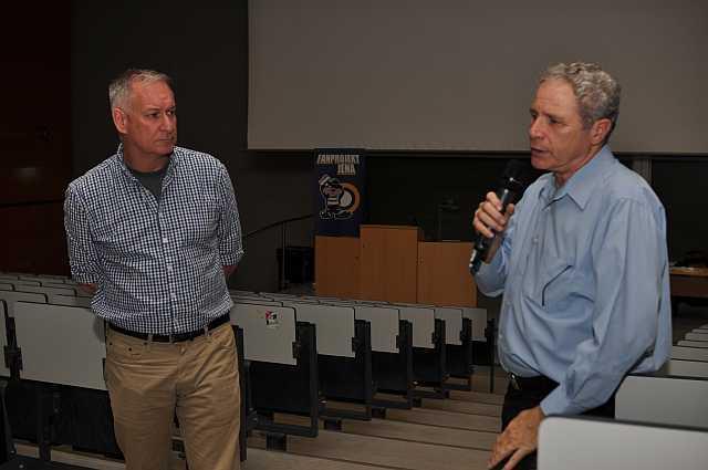 Mike Schwartz, Oded Breda